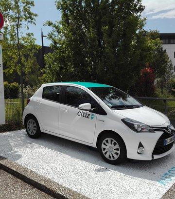 AUTOPARTAGE : STAND D'INFORMATION