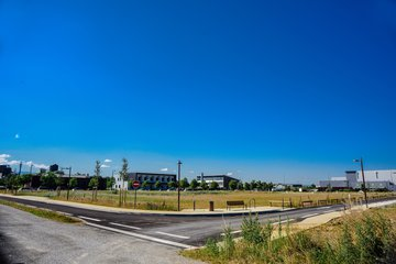 Industrial and technological activities - Building from 1000 m² - Lot F