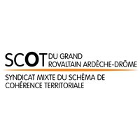 Logo Syndicat mixte du SCoT du Grand Rovaltain