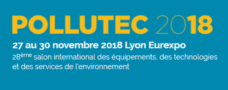 Pollutec, le salon de l'environnement à Lyon