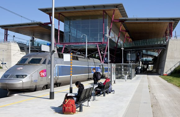 VALENCE TGV : DE NOUVEAUX TRAINS !