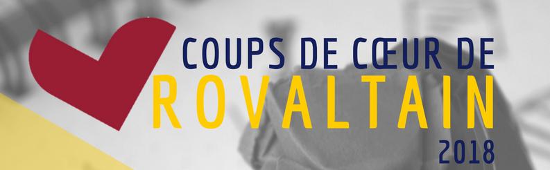 Coups de coeur de Rovaltain, une initiative du Club pour valoriser les entreprises du parc d'activités.