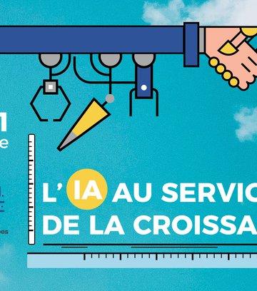L'INTELLIGENCE ARTIFICIELLE AU SERVICE DE LA CROISSANCE