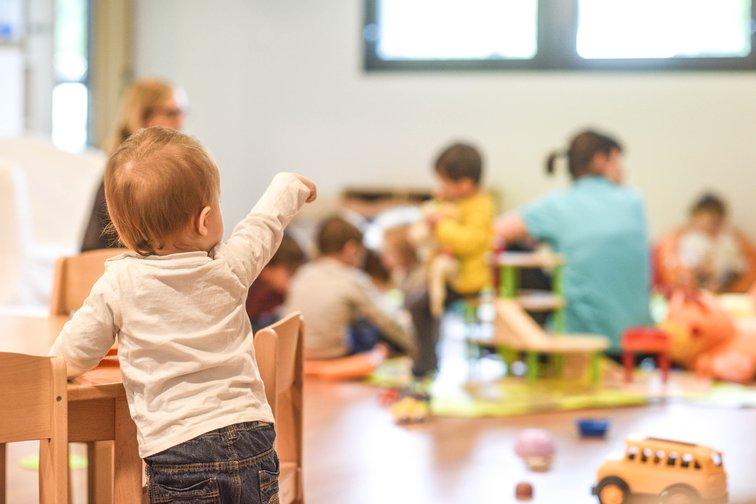 Jusqu'a 36 enfants peuvent être accueilli à la crèche de Rovaltain