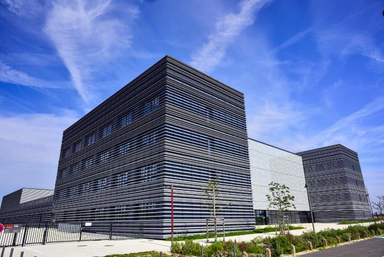 Le Pole Ecotox de Rovaltain habrite un espace séminaire pour l'accueil d'evenement à Valence TGV