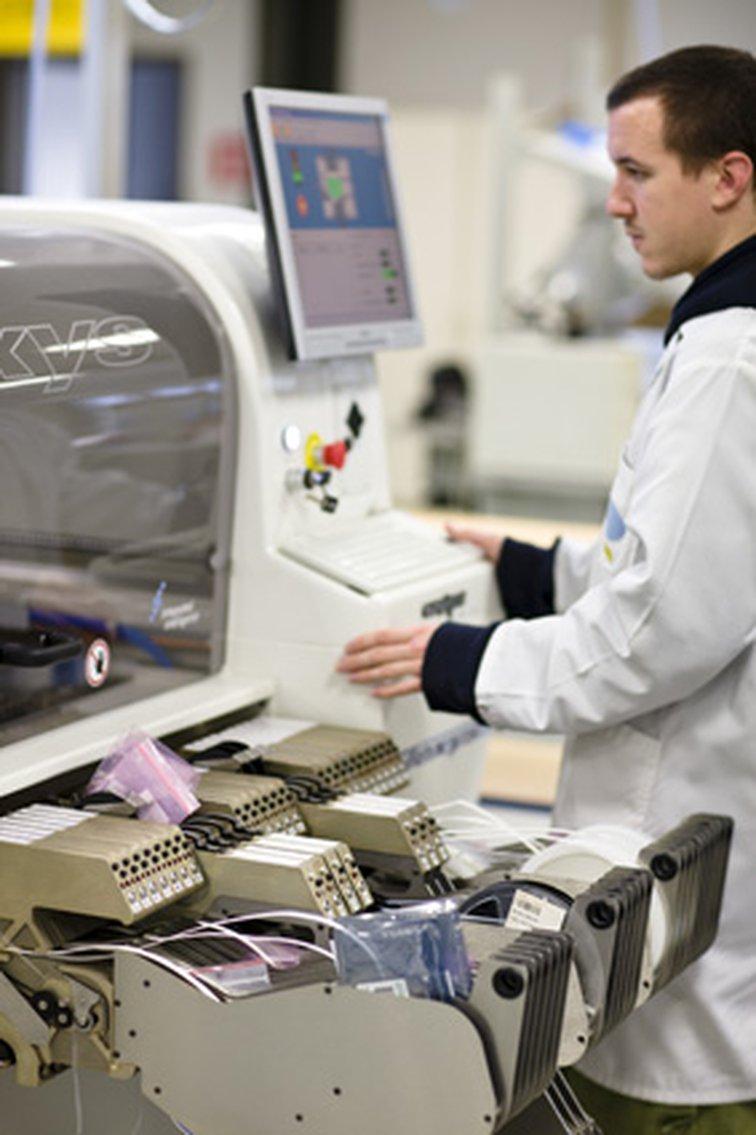 Rovaltain compte plusieurs centres R&D au sein du parc d'activités