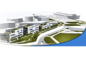 2000 m²  de bureaux - location - Quartier de la Gare - Bâtiment neuf