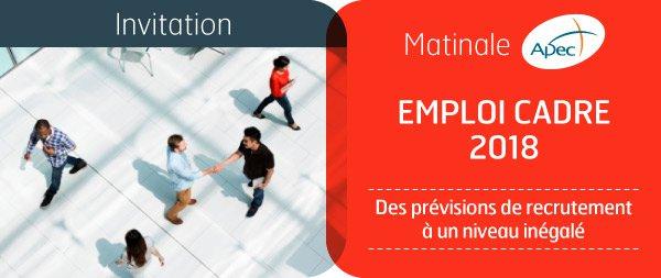 Les matinales APEC, un évènement de 2 heures pour échanger sur les nouvelles pratiques de recrutement, à Valence TGV