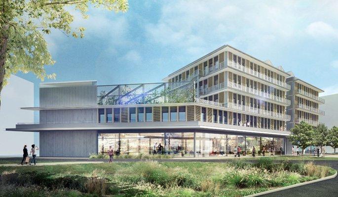 Résolution au travail : en 2018, de nouveaux locaux à Rovaltain - Valence TGV ?