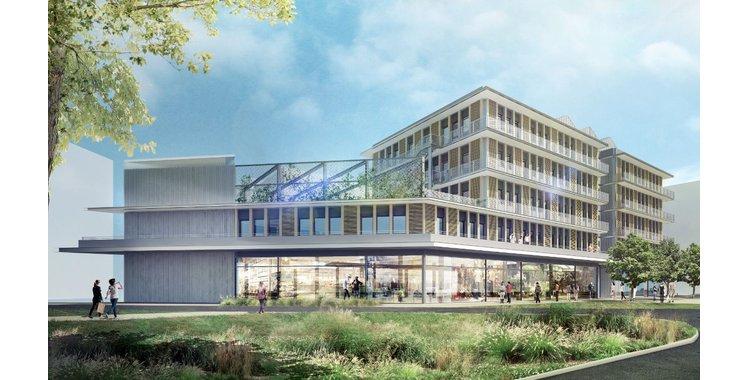 Photo 120 m² de bureaux + 300m² de commerce - Quartier de la Correspondance - front de Gare Valence TGV