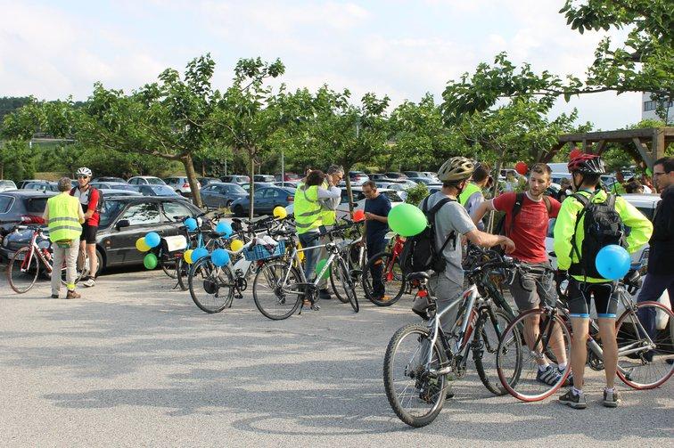 challenge mobilité 2016 - itinéraires vélos