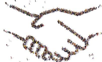 Les motivations du Club Rovaltain : faire se rencontrer les dirigeants et développer des actions pour les salariés du parc d'activités de Rovaltain
