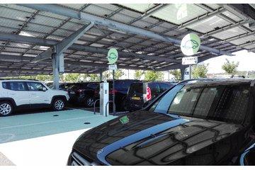 Borne de recharge électrique - Parking P2 - Gare Valence TGV
