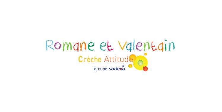 Photo Crèche Romane et Valentain