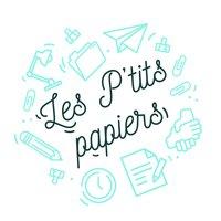 Logo LES P'TITS PAPIERS