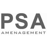 Logo PSA AMENAGEMENT GROUPE STEELCASE