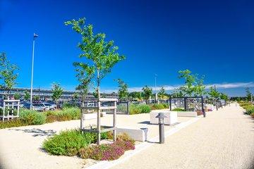 Libélo - station vélo libre-service - Valence TGV