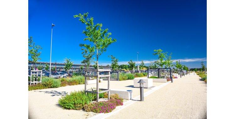 Photo Libélo - station vélo libre-service - Valence TGV