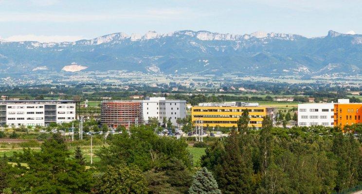Rovaltain Valence TGV, un environnement favorable aux entreprises, idéal pour quitter Paris