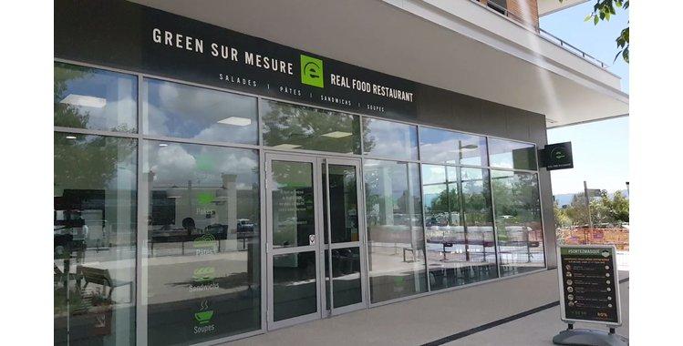 Photo Restaurant - Green sur mesure