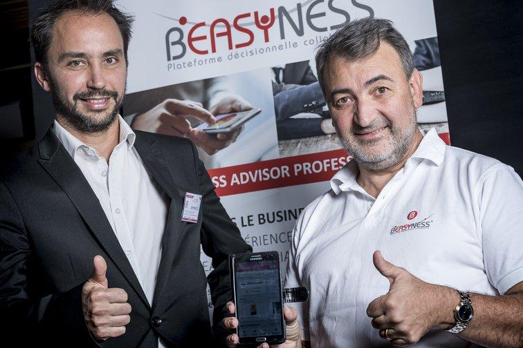 Beasyness, l'application collaborative pour selectionner ses fournisseurs