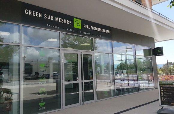 GREEN SUR MESURE : 4EME RESTAURANT DU PARC