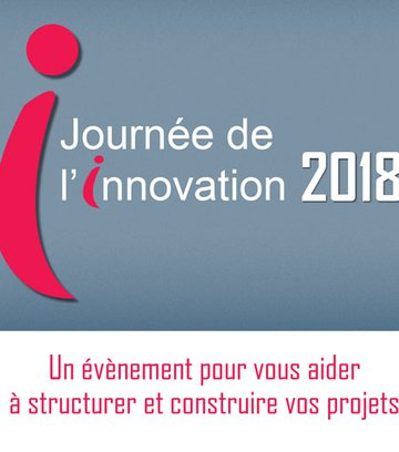 JOURNÉE DE L'INNOVATION 2018