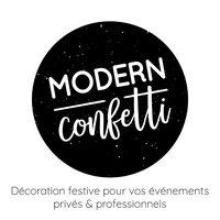 Logo MODERN CONFETTI