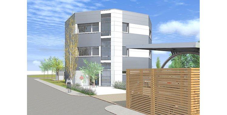 Photo 150 m² de bureaux - Quartier du 45e Parallèle