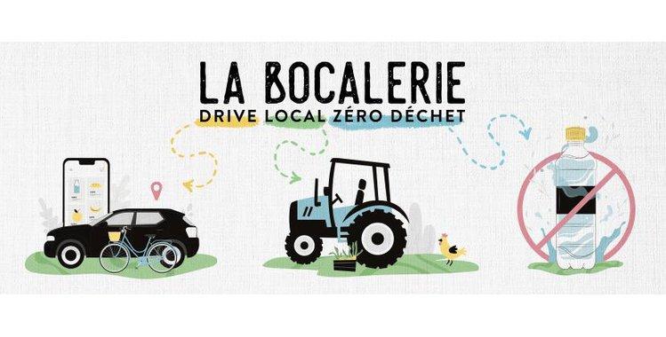 Photo LA BOCALERIE - Drive local 0 déchets