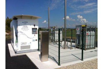 Station de ravitaillement pour véhicule à hydrogène