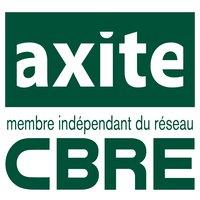Logo AXITE CBRE