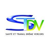 Logo SANTÉ ET TRAVAIL DROME VERCORS