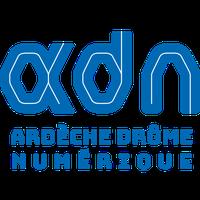 Logo SYNDICAT MIXTE ARDECHE DROME NUMERIQUE - ADN