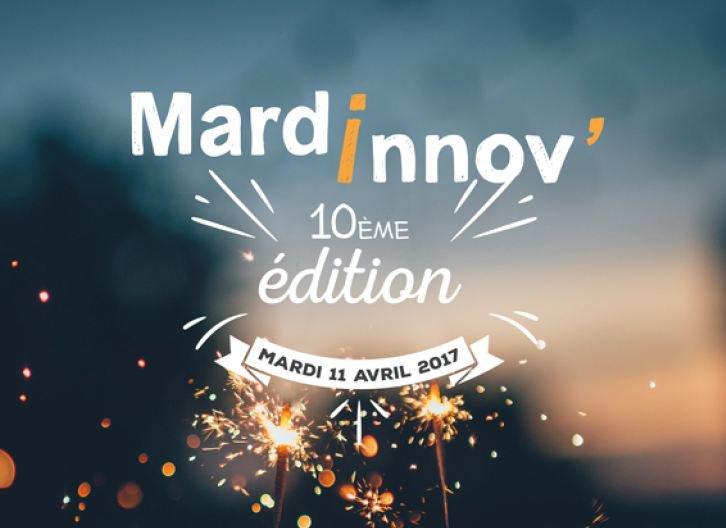 Mardinnov 10ème édition à rovaltain en avril 2017 innovation