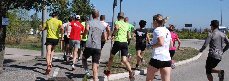 Le sport à Rovaltain : des pratiques sportives portées parle Club d'entreprises.